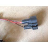 Разъем 4х штекерный, вентилятора радиатора 1K0906234