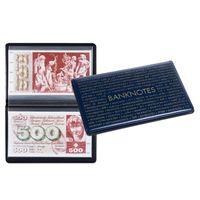 Leuchtturm-альбом для хранения 20 банкнот.