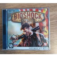 Bioshock Infinite (3cd)