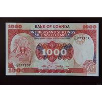 Уганда 1000 шиллингов 1986 UNC