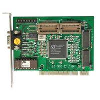S3Trio64V+ - видеокарта S3 PCI 1M