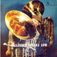 Red Callender, Callender Speaks Low, LP 1957
