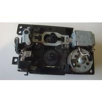 Лентопротяжный механизм под миникассету от факса.