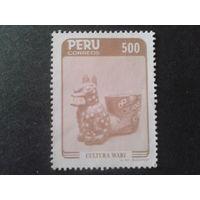 Перу 1985 статуэтка инков