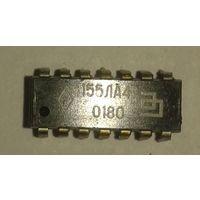 Микросхема 155ЛА4