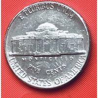 24-14 США, 5 центов 1993 г. (Р)