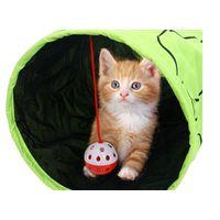 Тоннель шуршащий для котиков и хорьков