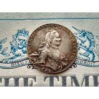 Монета РИ, 1 рубль 1765.