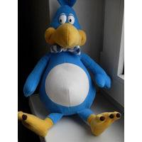 Игрушка мягкая. ПОПУГАЙ из мультфильма. (Германия)  43 см.