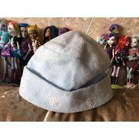 Фирменная шапочка Снегурочки