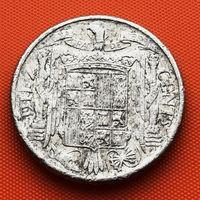 118-22 Испания, 5 сентимо 1945 г.