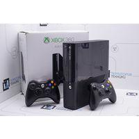 Игровая консоль Microsoft Xbox 360 E 250Gb (LT 3.0, 2 геймпада). Гарантия.
