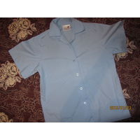 Блузочки-рубашечки для девочек  За 2