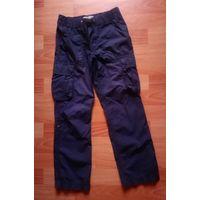 Штаны темно-синие тонкие 100% хлопок НМ рост 140 см на 9-10 лет