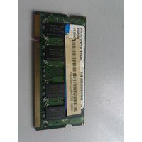 Оперативная память для ноутбука SO-DIMM DDR2 2Gb A-Data PC-6400 (906736)
