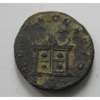 Фолис с алтарём Древний Рим.