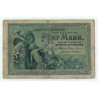 Германия, 5 марки 1904 год.