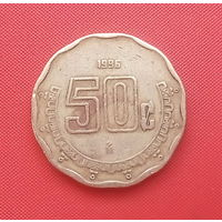 62-37 Мексика, 50 сентаво 1996 г.