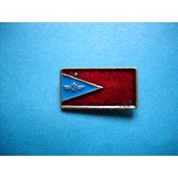 Значок Флаг Аэрофлота