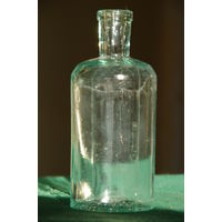 Бутылка  15 см