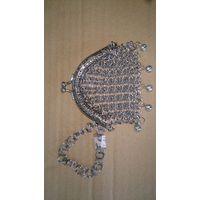 Кошелек сувенирный кольчужного плетения большой