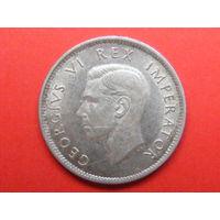 1 шиллинг 1941 года Южная Африка