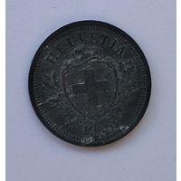 Швейцария 1 раппен, 1946 7-5-32
