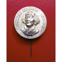 Николай Коперник 1473 - 1543 г. Польский астроном #0092-UP3