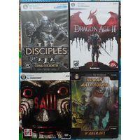 Домашняя коллекция игровых дисков ЛОТ-5