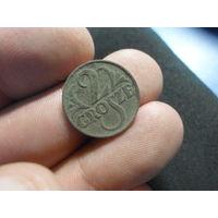 2 гроша 1923 г. Речь Посполита (5)