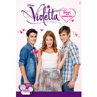 Виолетта / Violetta (Аргентина, 2013-2015) 1.2 сезоны полностью + 3 сезон
