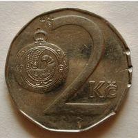 2 кроны 1994 Чехия