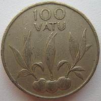 Вануату 100 вату 1995 г. (g)