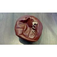 Мяч волейбольный, шнуровка, (есть камера, но оторван сосок), СССР.
