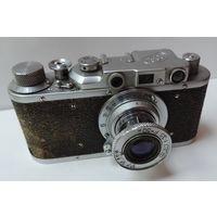 """Фотоаппарат """"ФЭД"""" номер 556391. Исправный."""