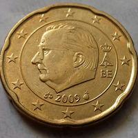 20 евроцентов, Бельгия 2009 г.
