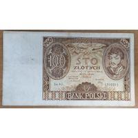 100 злотых 1932 года - Польша