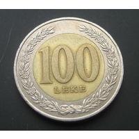 Албания 100 лек. 2000г.