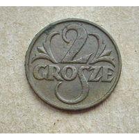 2 гроша 1932 года.