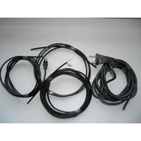 Обрезки кабелей