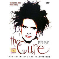 The Cure. 1979-1989 (2 DVD)