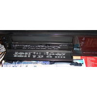 Профессиональный видеомагнитофон Блаупункт RTV-920 HiFi(Blaupunkt S-VHS Videorecorder RTV-920 HIFI) с функциями монтажа
