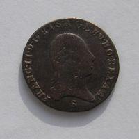 Австрия Франц II 1 крейцер 1800