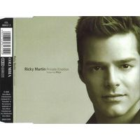 "Ricky Martin feat.Meja ""Private Emotion"" (Single)"