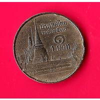 10-23 Таиланд, 1 бат 1987 г.