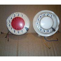 Номеронабиратель дискового телефона времен СССР