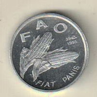Хорватия 1 липа 1995 ФАО