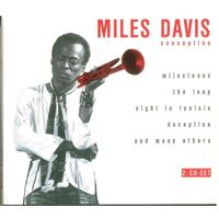 2CD-set Miles Davis - Conception (2003)