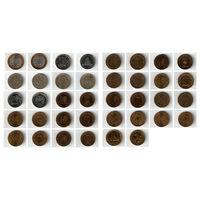 Набор монет (Россия - Юбилейные) 18 штук + БОНУС!!! 1 монета (непрочекан)