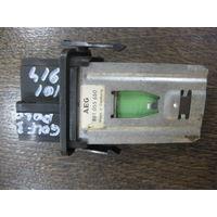 101914 Golf3 Polo и др сопротивление печки AEG 881055650